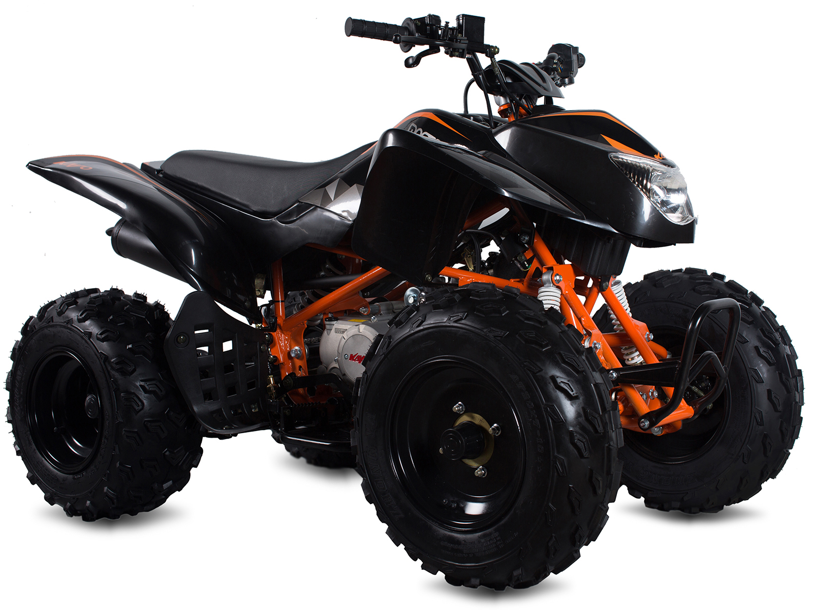atvs raging bull 125 atv. Black Bedroom Furniture Sets. Home Design Ideas