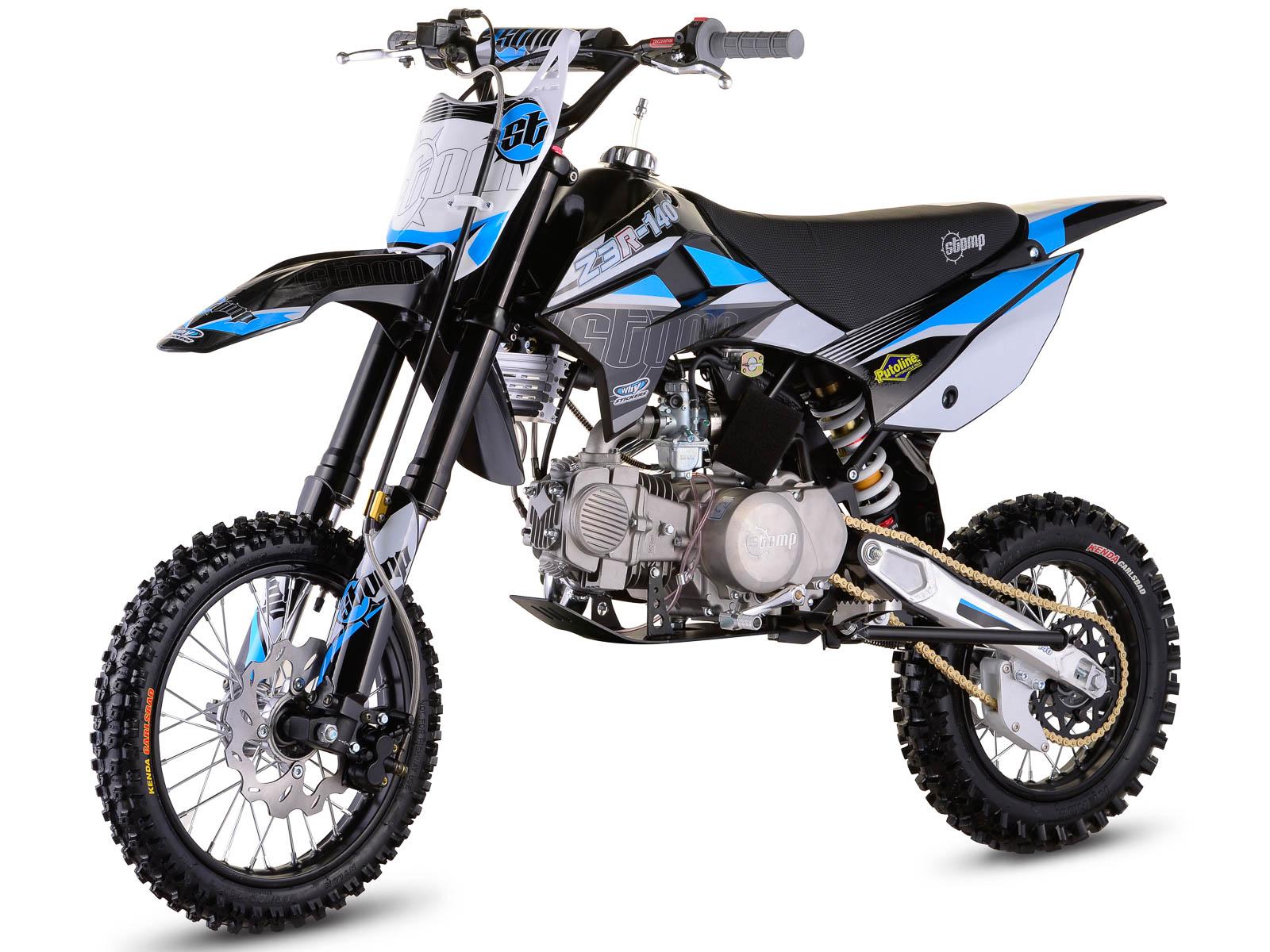 Stomp Stomp Z3r 140 Pit Bike