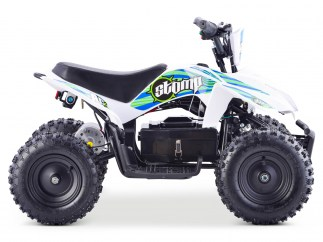 stomp racing electric pit bikes and ATVs from pitbikedirect.com