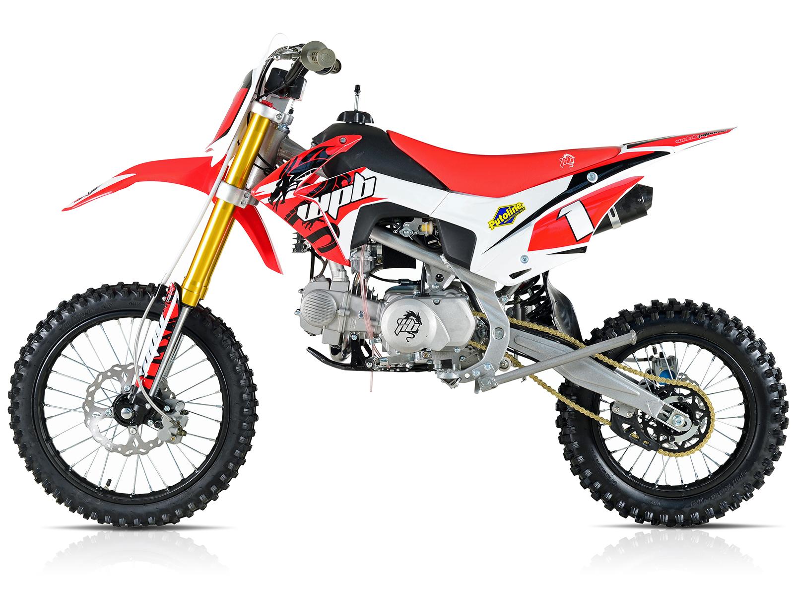 125cc Pitbikes Wpb Race 125 Pit Bike
